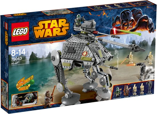 LEGO Star Wars AT-AP - 75043