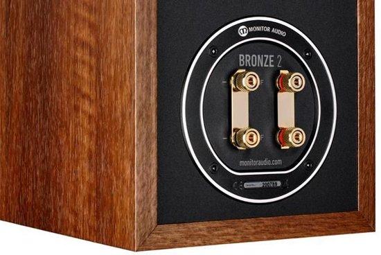Monitor Audio Bronze 2 - Boekenplank Speaker - Wit