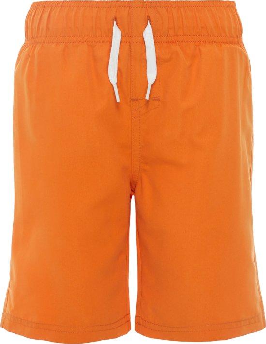 Name it Jongens Broek - Sun Orange - Maat 110
