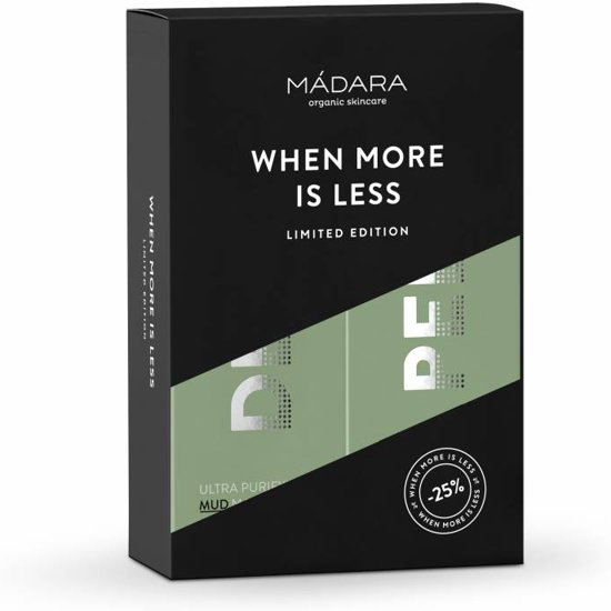 MADARA - AHA Peel en Detox Maskers duo-pakket 1 pakket