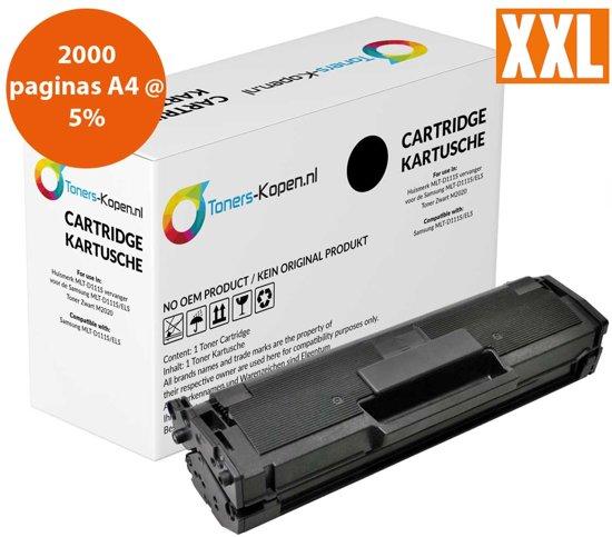 Samsung 111S MLTD111S/ELSSamsung 111L MLTD111L/ELS alternatief - compatible Toner voor Samsung MLT-D111L 111L M2020 XL 2000 paginas