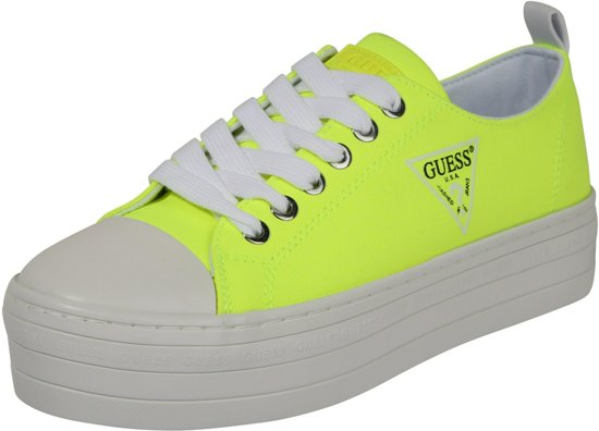 Guess sneakers laag Wit 39