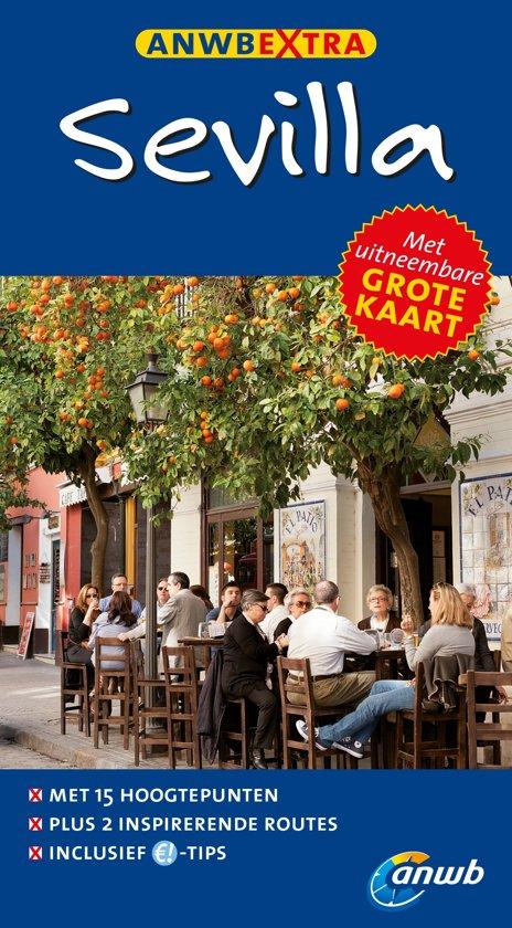 ANWB extra - Sevilla + Extra Nederlands reisgids cadeau