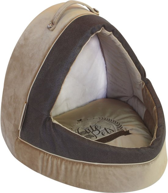 Happy-House Wieg Cute Pet 38x41x36 cm Taupe