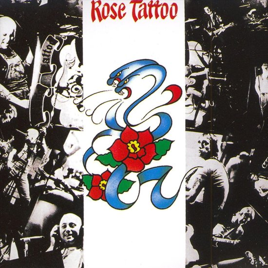 Rose Tattoo -10Tr-