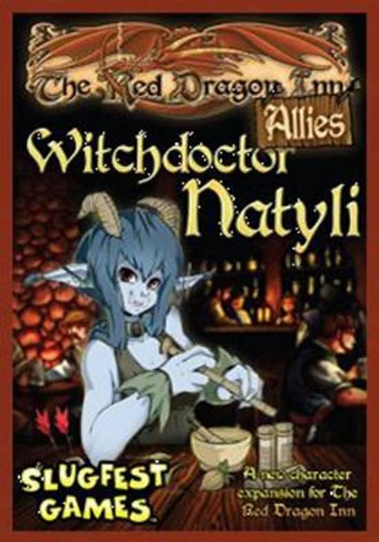 Afbeelding van het spel Red Dragon Inn: Allies - Witchdocto