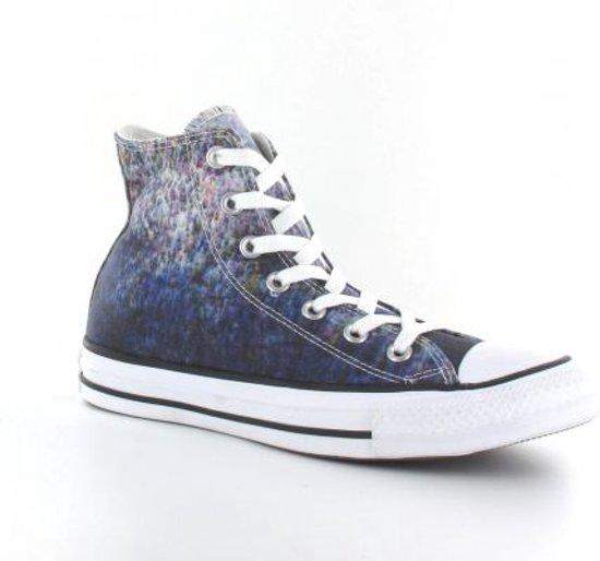 4f193423b9d bol.com   Converse Chuck Taylor All Star HI - Damessneaker - Blauw ...