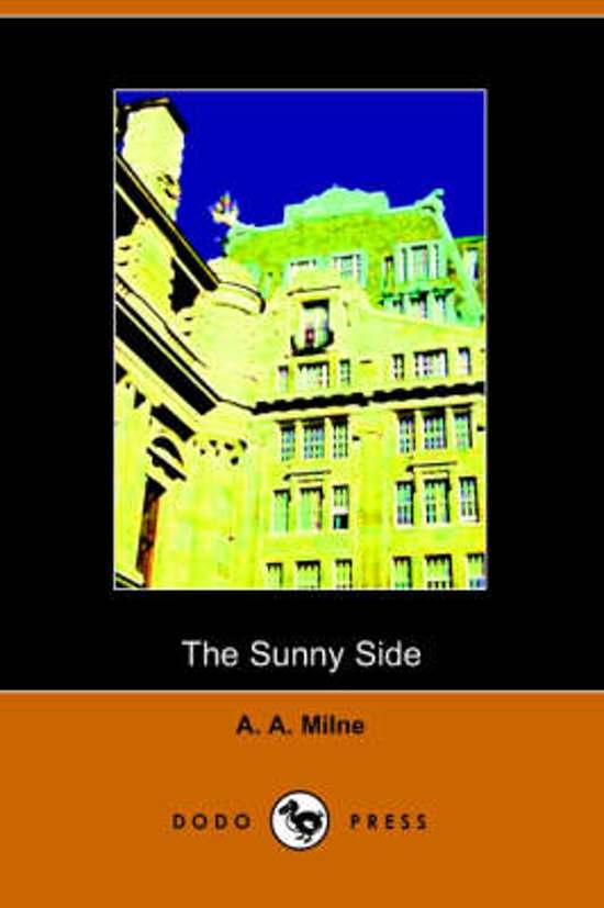 The Sunny Side (Dodo Press)