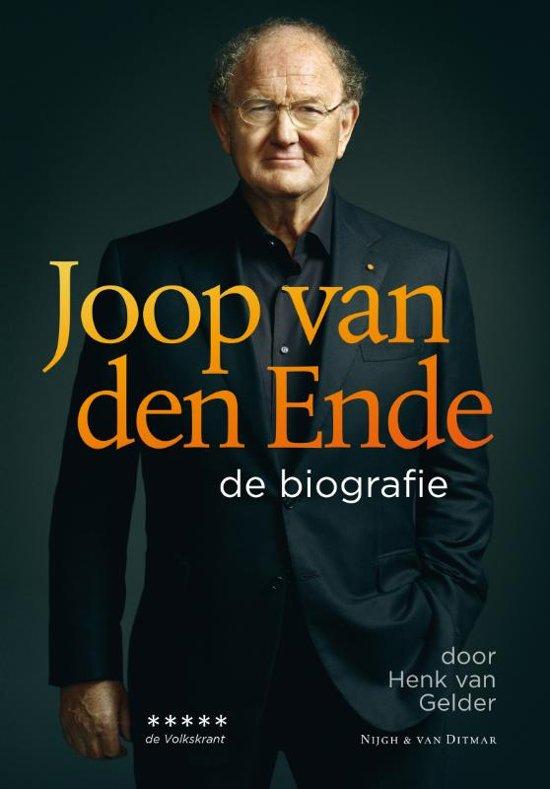Joop van den Ende / de biografie