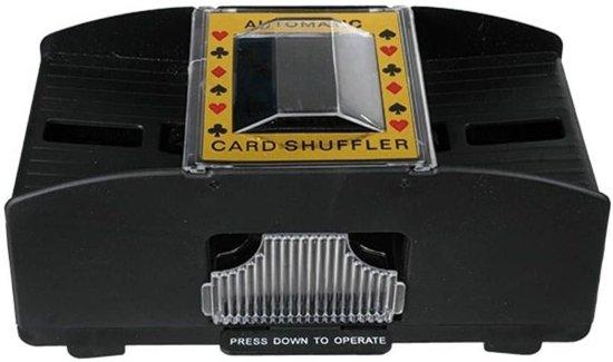 Afbeelding van Out of the Blue kaart schudder Schuffle speelgoed
