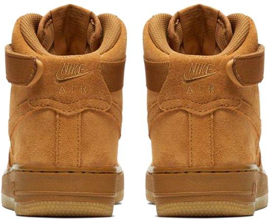 Force Juniorsneakers Nike '07 Lv8 Maat Sneakers Air bruin 1 Oranje Mannen 40 High Suede 88q5rw