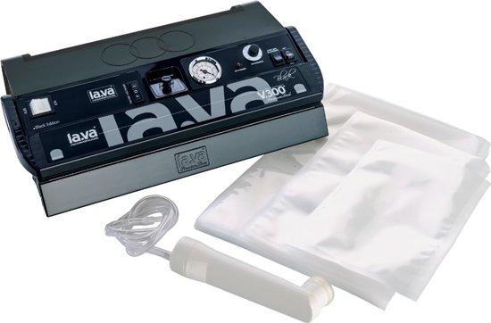 La-va Vacuum Sealer v.300 premium black edition