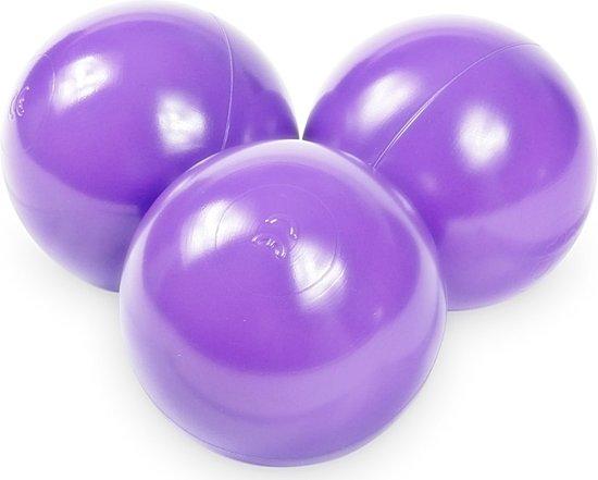 Ballenbak ballen paars (70mm) voor ballenbak 100 stuks