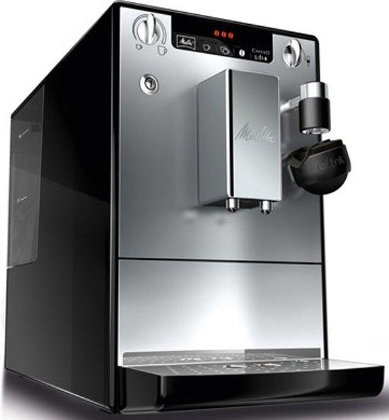 Melitta Caffeo Lattea Volautomaat Espressomachine - Zwart