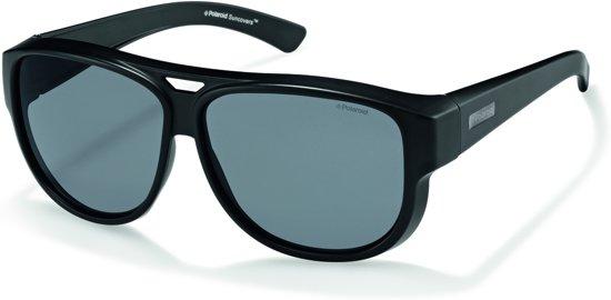 3c2e0c900471c5 Overzet zonnebril Aviator Black (L)