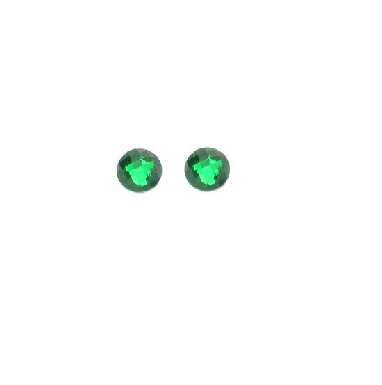 Basic gekleurde oorsteker