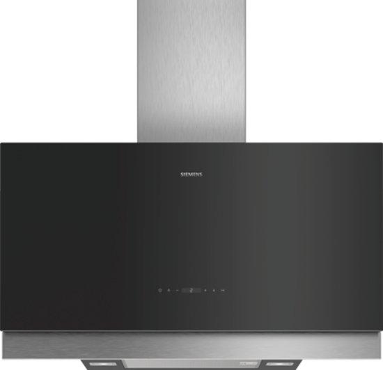 iQ500, Wandschouwkap 90 cm, headroom recht