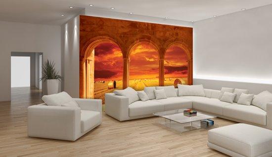 Poster | Oranje | 104 x 70,5 cm