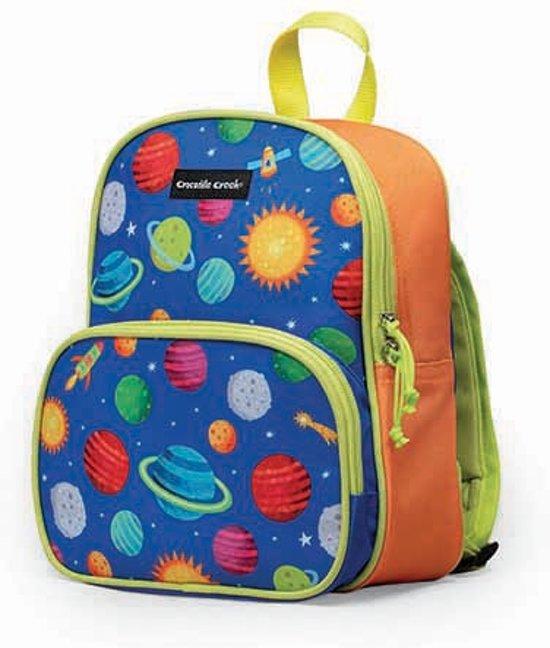 542366e96d6 Crocodile Creek   Junior Rugzak Space Backpack\Space