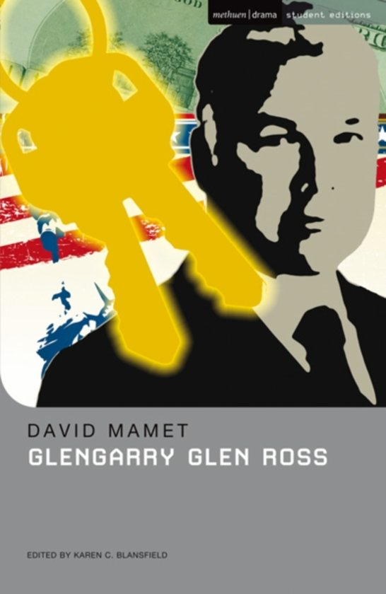 essay on manhood in glengarry glen ross Everything you ever wanted to know about the quotes talking about men and  masculinity in glengarry glen ross, written by experts just for you.