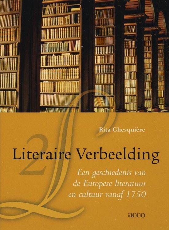 Citaten Uit Literatuur : Bol.com literaire verbeelding 2 r. ghesquiere 9789033462542