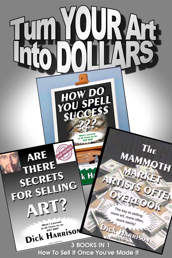 Afbeelding van Turn Your Art Into Dollars