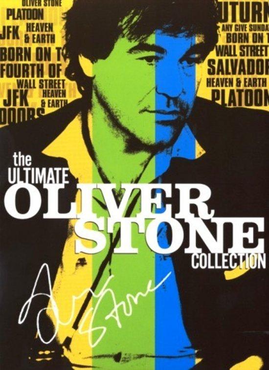 Cover van de film 'Oliver Stone Collection'