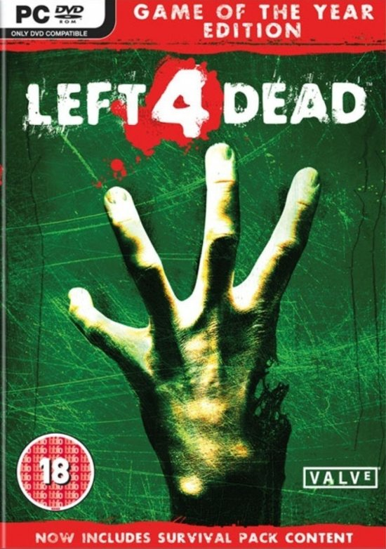 Left 4 Dead Game of the Year Edition [EA Classics] /PC - Windows
