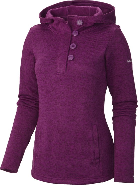 Columbia Darling Days Pullover Hoodie - dames - trui - S - paars