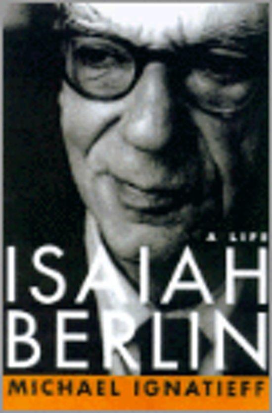 Boek cover Isaiah Berlin van Michael Ignatieff (Hardcover)