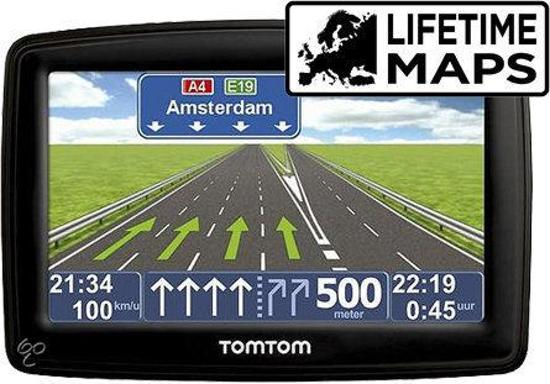 TomTom XL Classic met lifetime maps - West Europa 23 landen - 4 3 inch