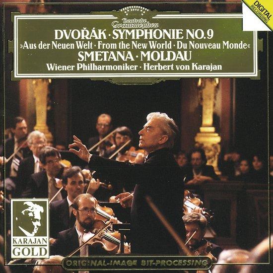 Symphony 9/Ma Vlast(Exc)