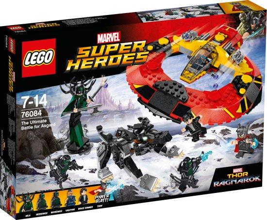 LEGO Super Heroes De Definitieve Strijd om Asgaard - 76084
