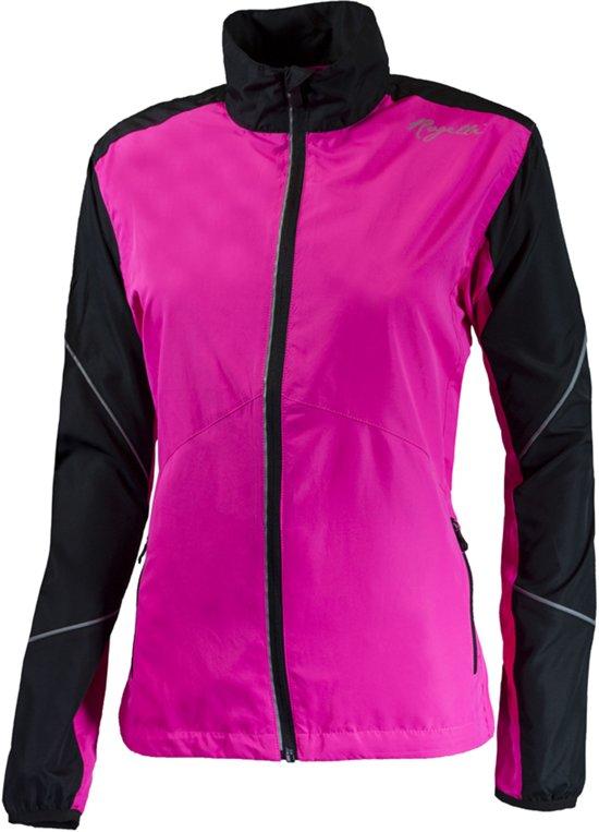 Rogelli Vision 2.0 Hardloopjas - Maat XL  - Vrouwen - roze/zwart