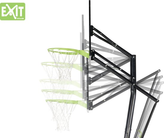 EXIT Galaxy Portable Basketbalring