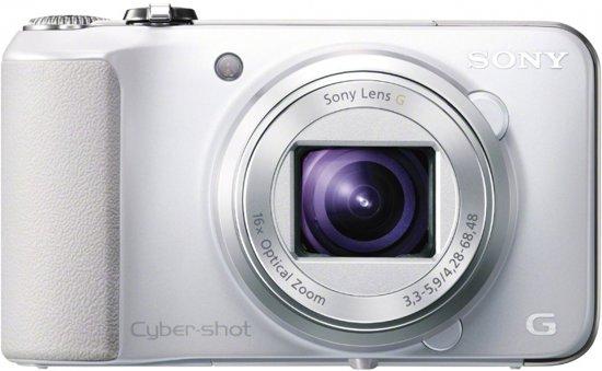 Sony Cybershot DSC-HX10V - Wit
