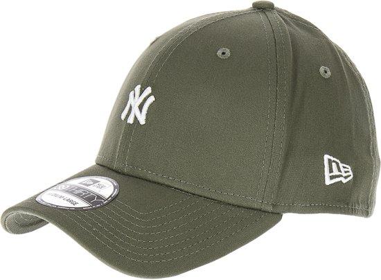808b28fe66d41 New Era 39thirty Mini Logo New York Yankees Cap Kinderpet - Unisex - groen