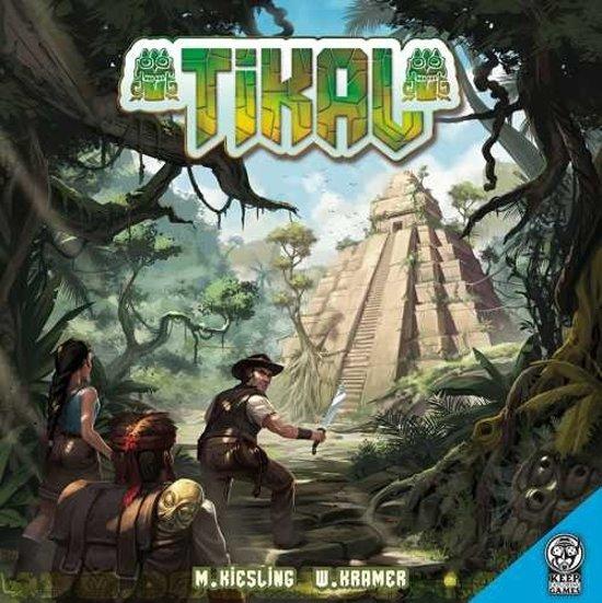 Tikal bordspel Deluxe