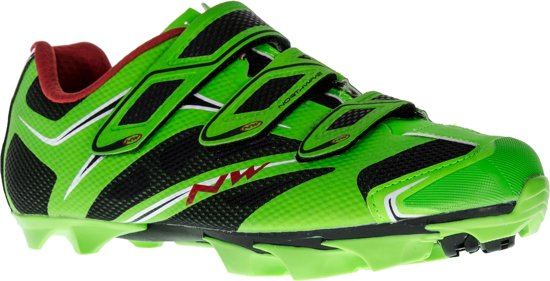 Chaussures Noires Northwave Avec Velcro Pour Les Femmes nd8V7a9pGq