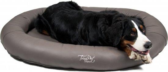 Trendpet Bed Comfado - XL - 130 x 90 cm - Grijs