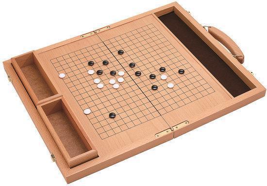 Go Game Wood - Bordspel