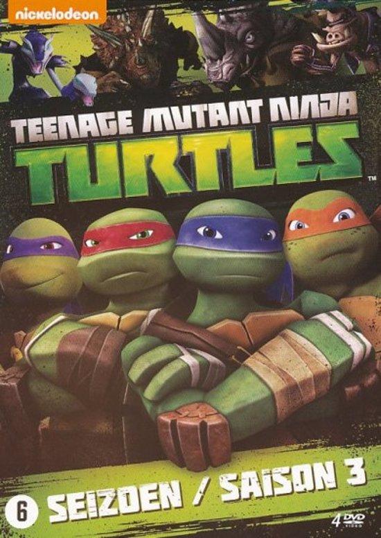 Teenage Mutant Ninja Turtles - Seizoen 3