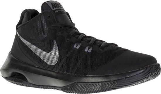 Nike Zwart Nubuck Sportschoen voor heren