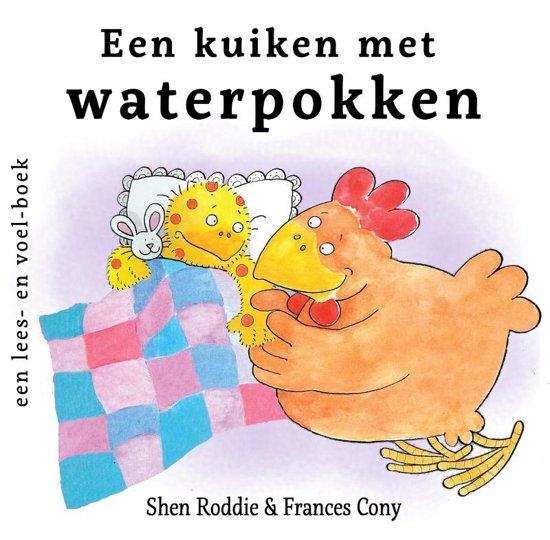 Baby Rug Naar Buik Draaien: Een Kuiken Met Waterpokken, Shen Roddie
