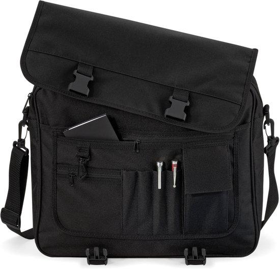 Bagbase Briefcase - Aktetas Zwart 15 Liter
