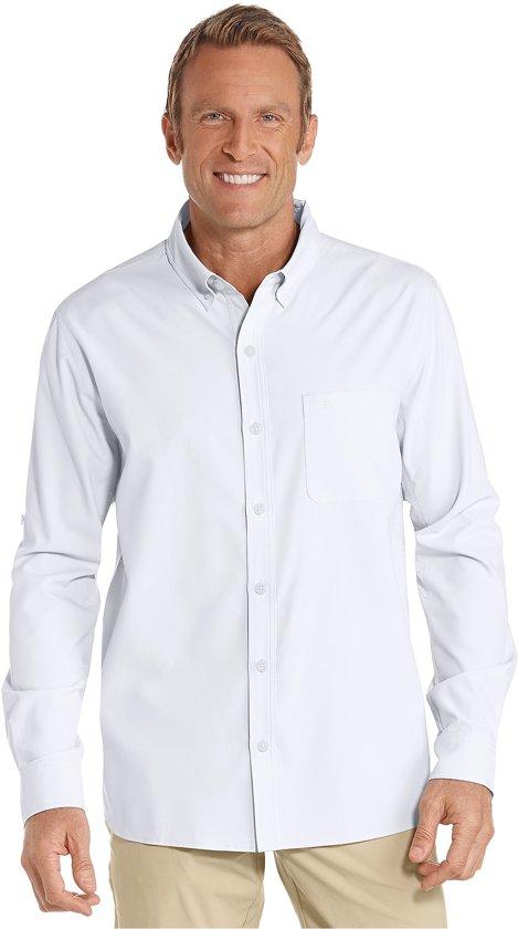 Overhemd Xl.Bol Com Coolibar Uv Overhemd Heren Wit Maat Xl