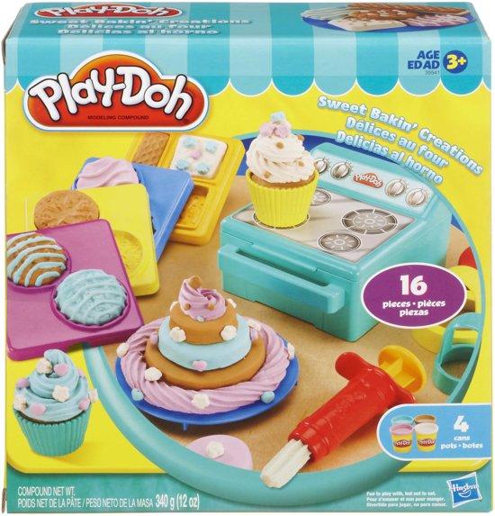 play doh taart bol.| Play Doh Taart  & Koekjesbakkerij   Klei, Hasbro | Speelgoed play doh taart