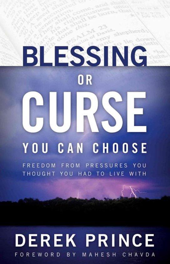 Bolcom Blessing Or Curse Derek Prince 9780800794088 Boeken