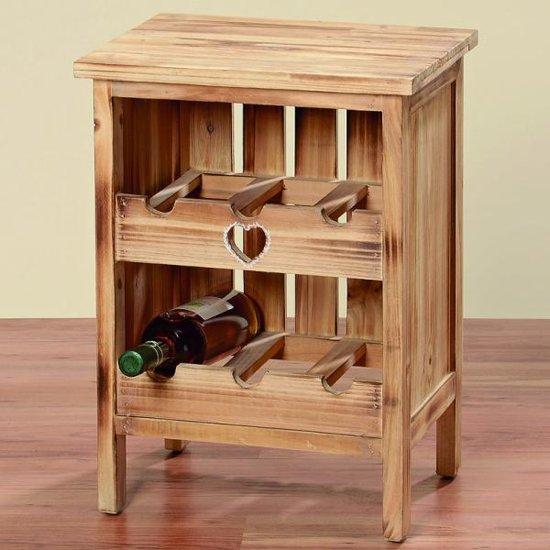 Ongekend bol.com | Wijnrek cederhout - 6 flessen RQ-51