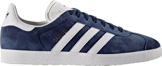 adidas gazelle heren blauw